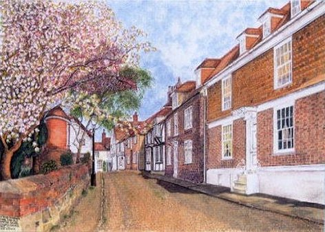 Pump Street, Rye