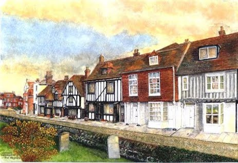 Church Square, Rye